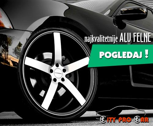 Felne City Pro Car Beograd