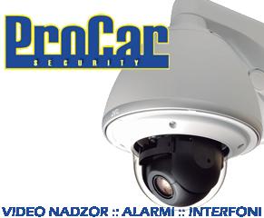 Video Nadzor ProCar Beograd