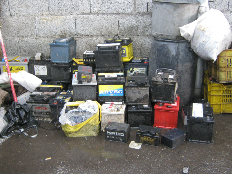 Otkup i reciklaža sekundarnih sirovina Goran