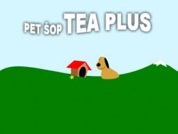 Online pet shop Tea Plus