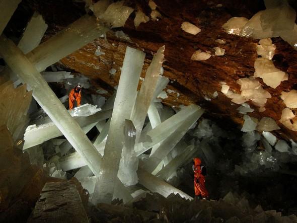 Naico Mine – Mexico