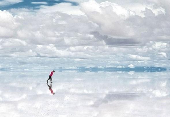 Solar du Uyuni – Bolivia