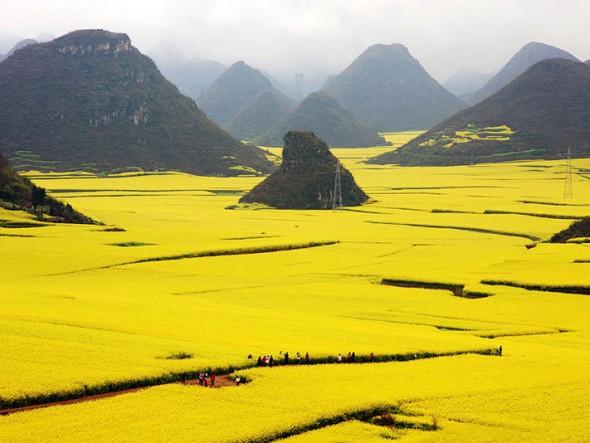 Zhangye Danxia Landform – China1