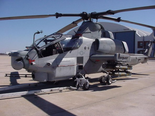 AH-1Z Viper Helicopter1