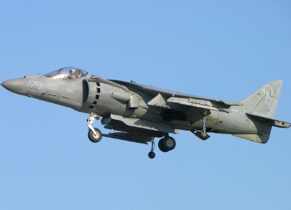 AV-8B Harrier II1