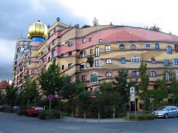 Forest Spiral (Darmstadt, Germany)