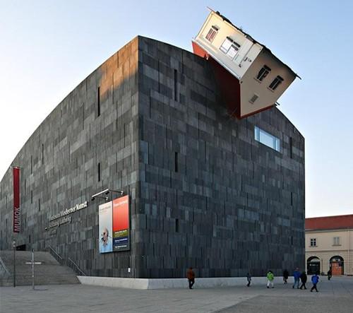House Attack (Vienna, Austria)