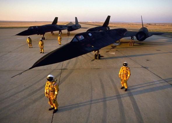 Lockheed SR-71 Blackbird1