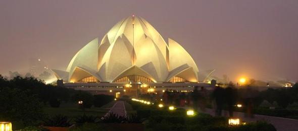 Lotus Temple1 (Delhi, India)