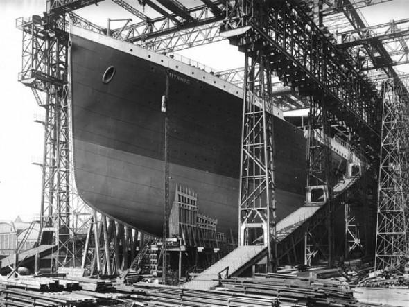 titanic 1911