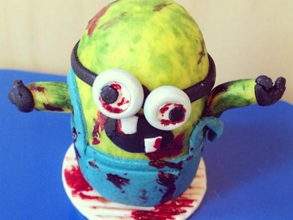 Minion zombi