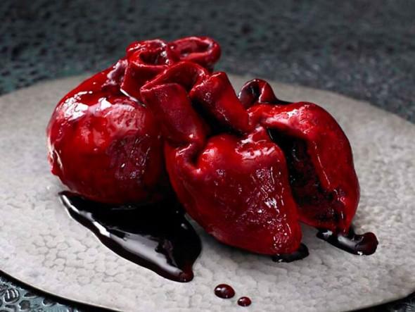Srca na tanjiru
