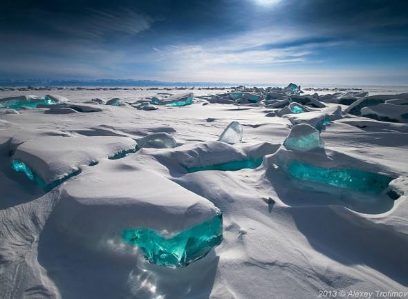 #1 Baikal Ice Emerald