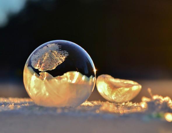 #2 Frozen Bubbles2