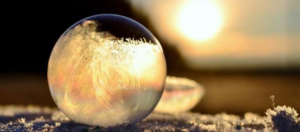 #2 Frozen Bubbles