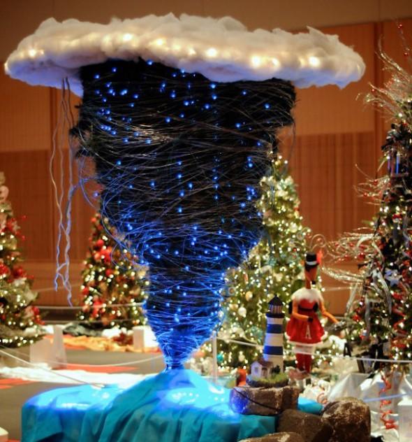 #41 The Upside Down Christmas Tree