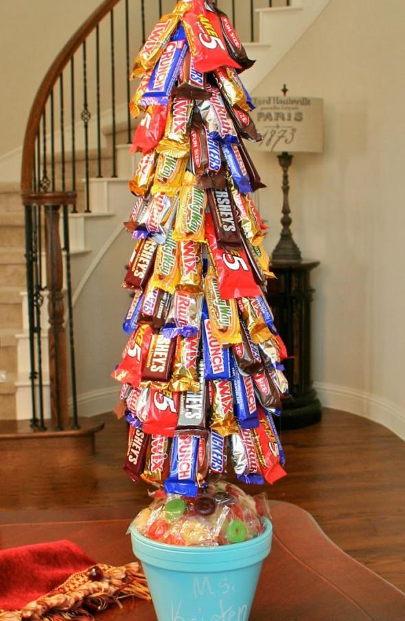 #50 Candy Christmas Tree