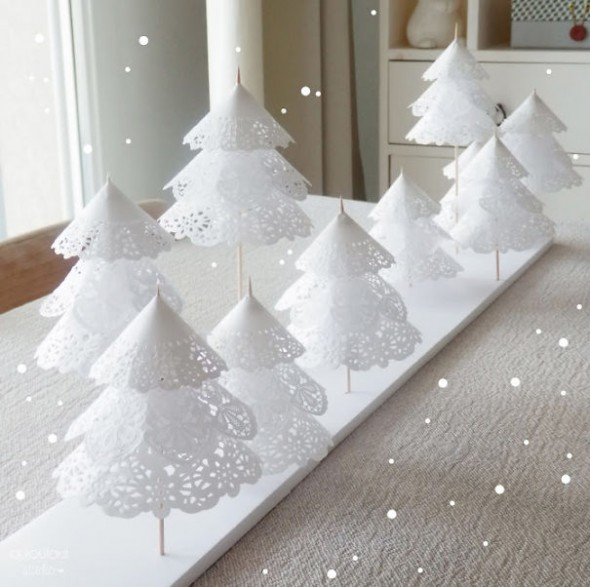 #7 Dollies Christmas Trees