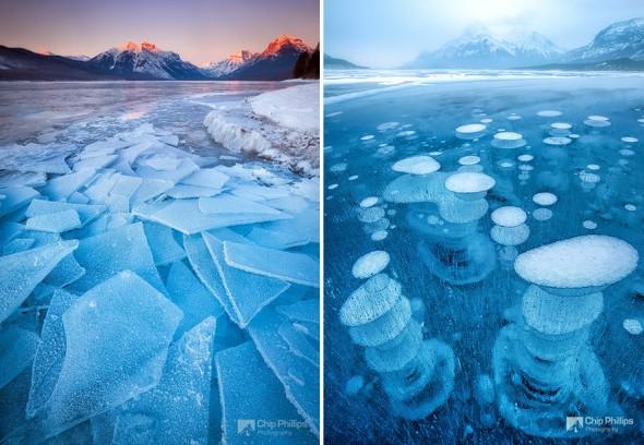 #7 Frozen Lakes