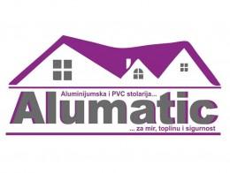 PVC i ALU stolarija Alumatic