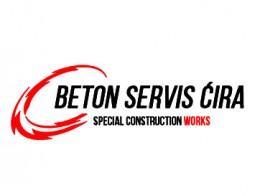 Sečenje betona Beton servis Ćira