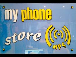 Servis i prodaja mobilnih telefona My Phone Store