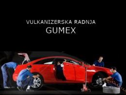 Vulkanizerska radnja Gumex