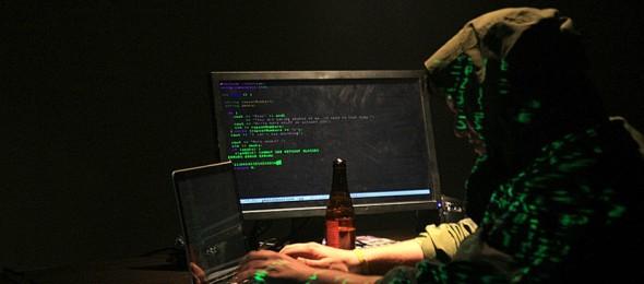 Haker-kompijuter-virus