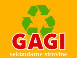 Otkup bele tehnike i sekundarnih sirovina Gagi