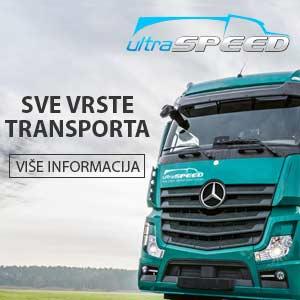 Medjunarodni transport i spedicija Ultra Speed Beograd