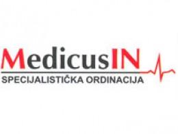 Specijalistička ordinacija Medicus In