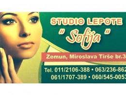 Studio lepote Sofija