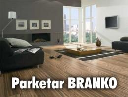 Parketarske usluge Branko
