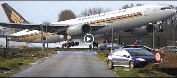 Sokantne avio nesrece