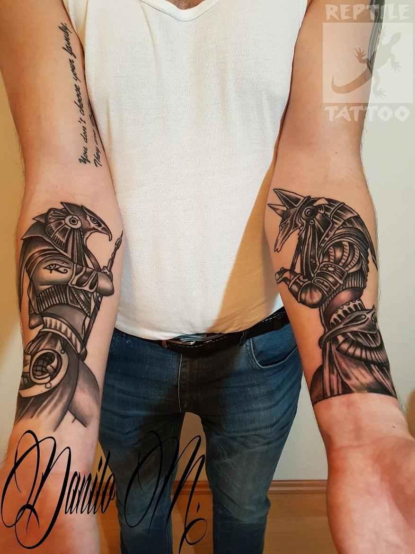 Reptile Tattoo Novi Sad