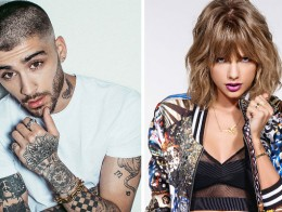Taylor Swift – I Dont Wanna Live Forever (feat. Zayn)