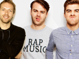 The Chainsmokers – Something Just Like This (feat. Coldplay)