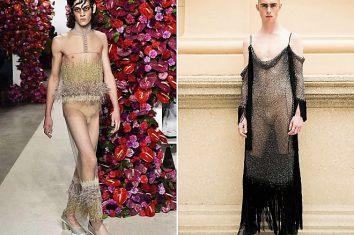 Najnovija muška kolekcija španske modne marke je toliko strašna da će vam krenuti suze