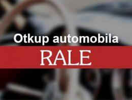 Otkup automobila Rale