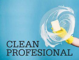 Čišćenje stanova i poslovnog prostora Clean Profesional