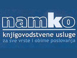 Knjigovodstvo Namko