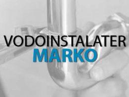 Vodoinstalater Marko