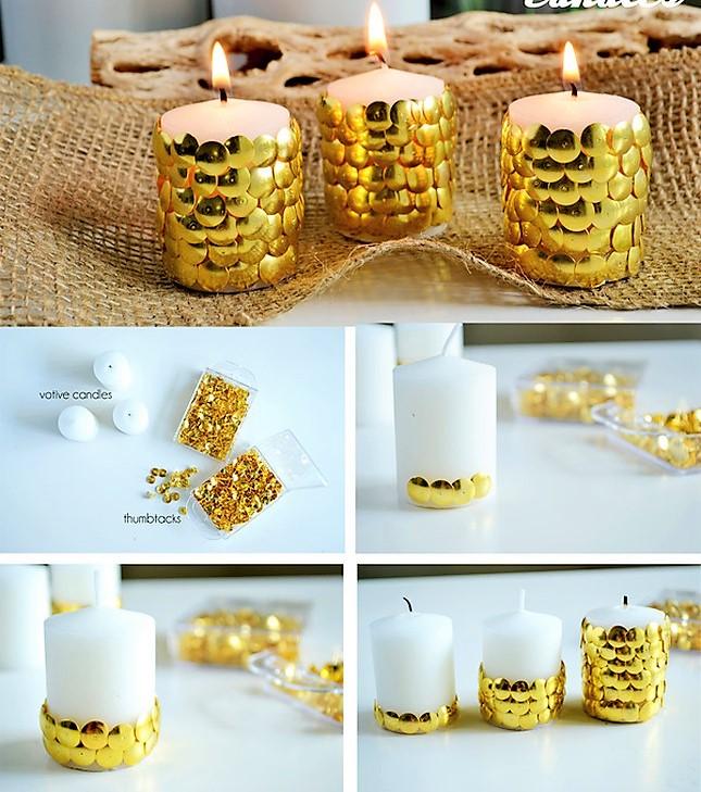 zlatne-svece-nova-godina-radio-pingvin-dobro-je-znati-novogodisnja-dekoracija