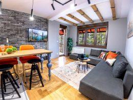 Apartman Erak Hill