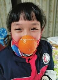 Maska protiv koronavirusa napravljena od narandze