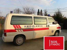 Sanitetski prevoz SOS Medic